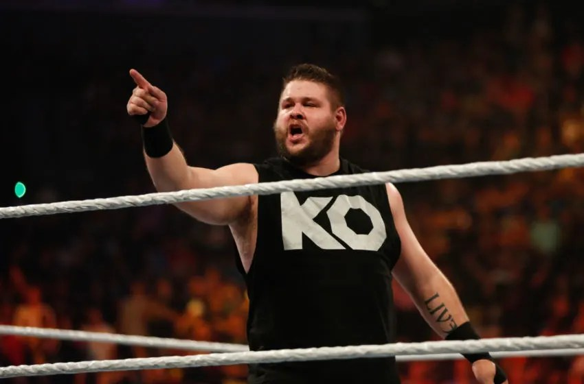 Sami Zayn and Kevin Owens should really fight forever