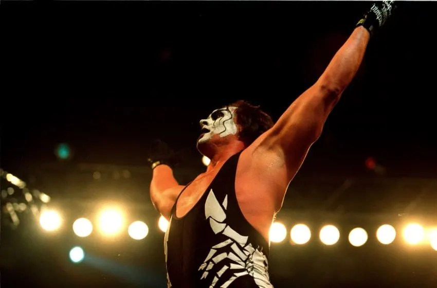 Sting's Return to the Ring Stole the Show at Double or Nothing