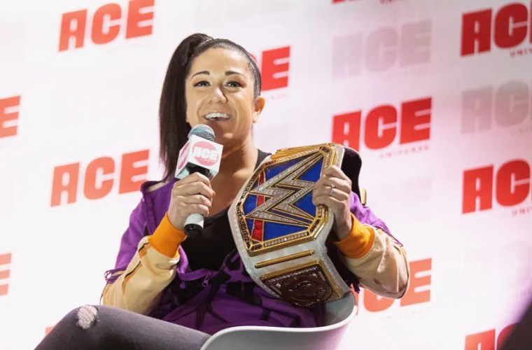 Bayley suffers a major injury due to training, will miss nine months