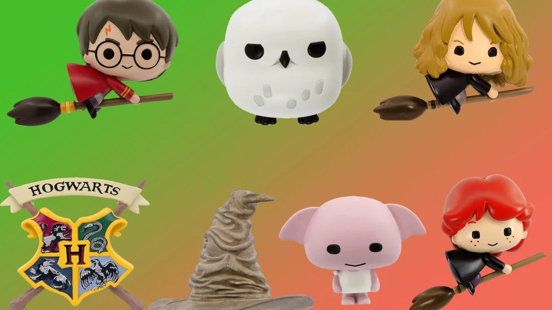 Hallmark Harry Potter Christmas Ornaments Mental Floss