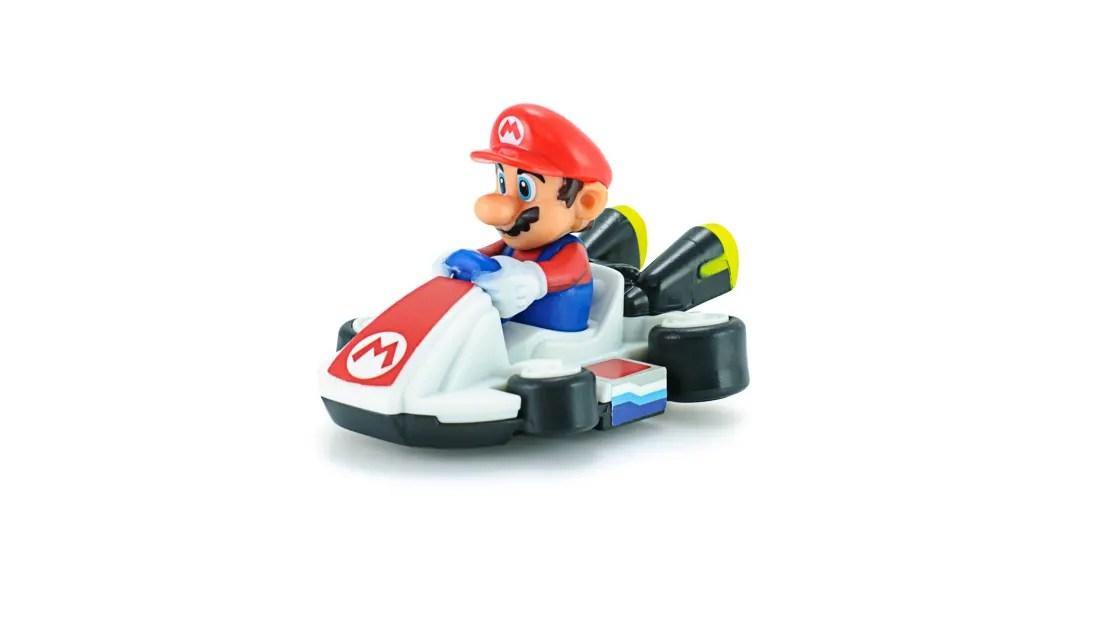 mario kart is coming