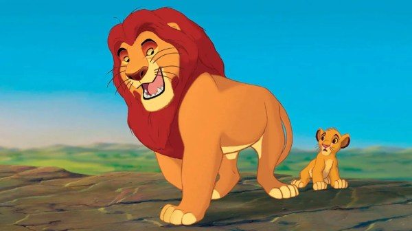 lion king battle cry # 9