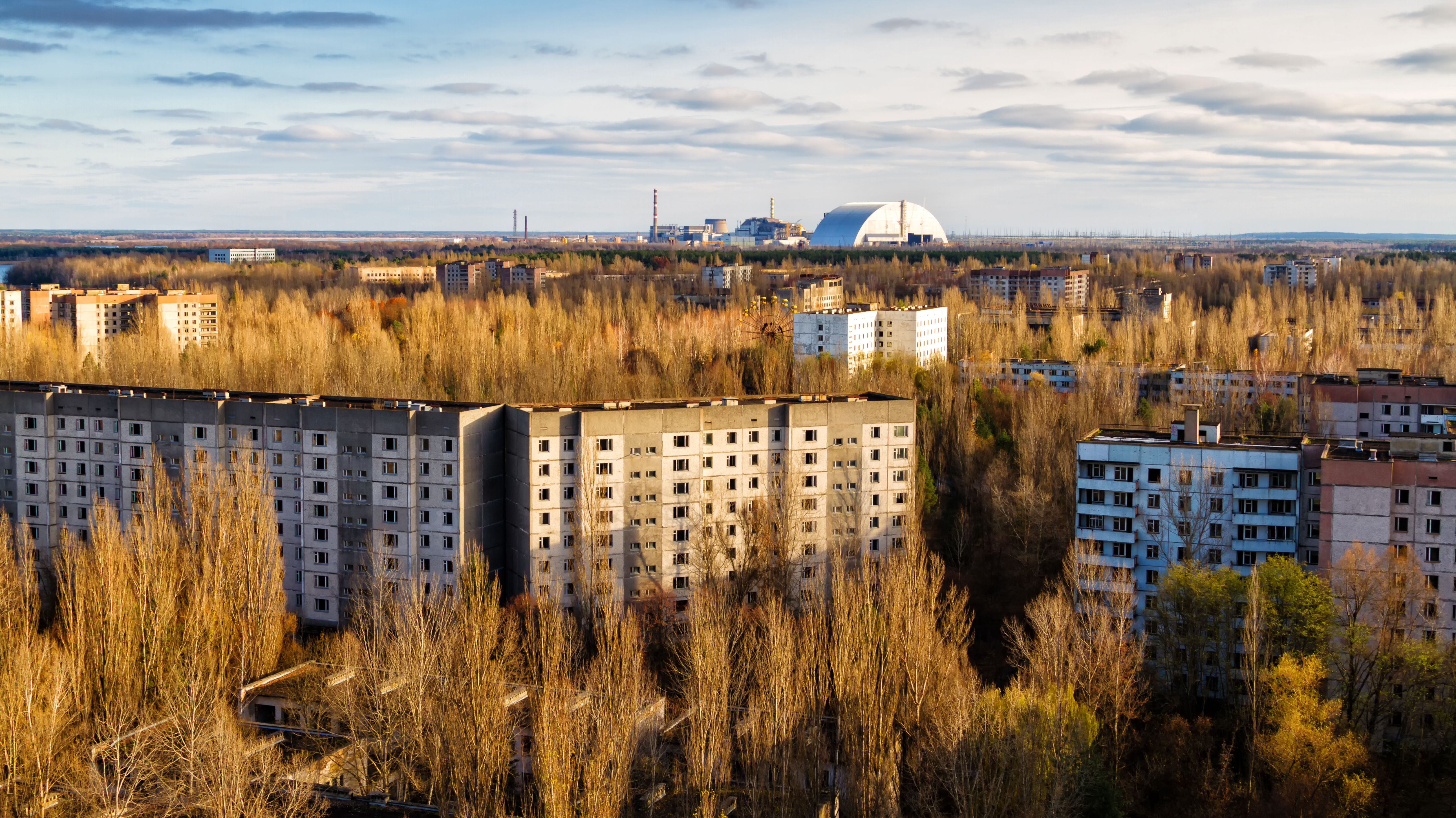 Chernobyl Will Soon Be More Accessible To Tourists