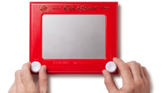 Image result for i need an etch a sketch