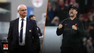 Claudio Ranieri is back in the Premier League