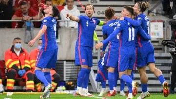 England will take on Hungary once again