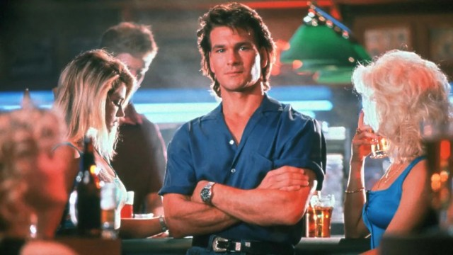 Image result for patrick swayze roadhouse