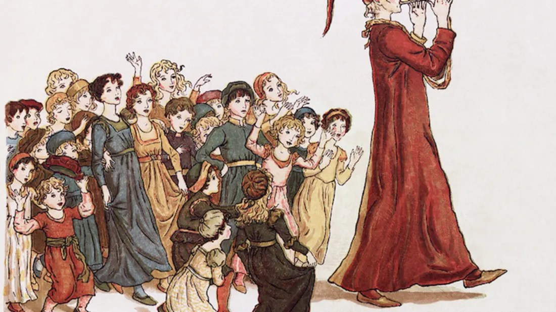 The Enduring Legacy Of The Pied Piper Of Hamelin