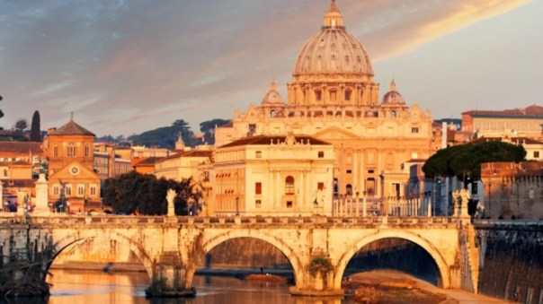 Image result for 1506 – The cornerstone of the current St. Peter's Basilica is laid.