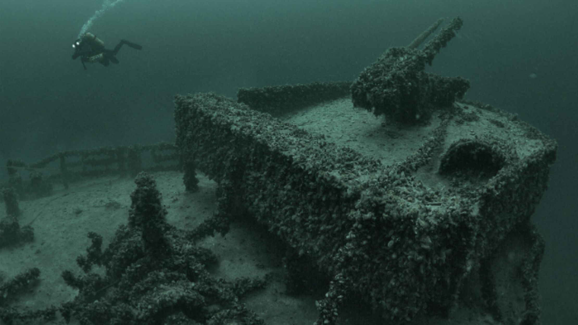 the deepest shipwreck ever