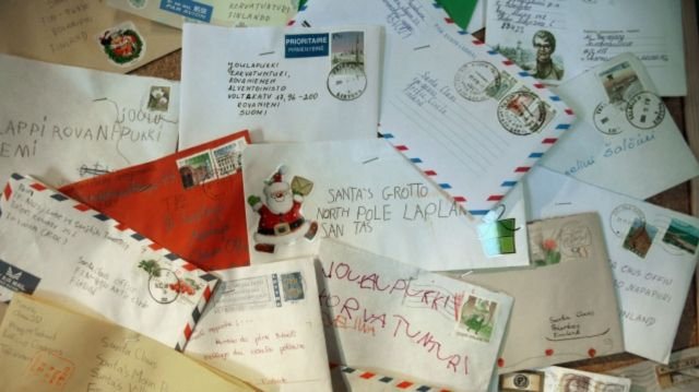 What Happens When You Send a Letter to Santa Claus?  Mental Floss