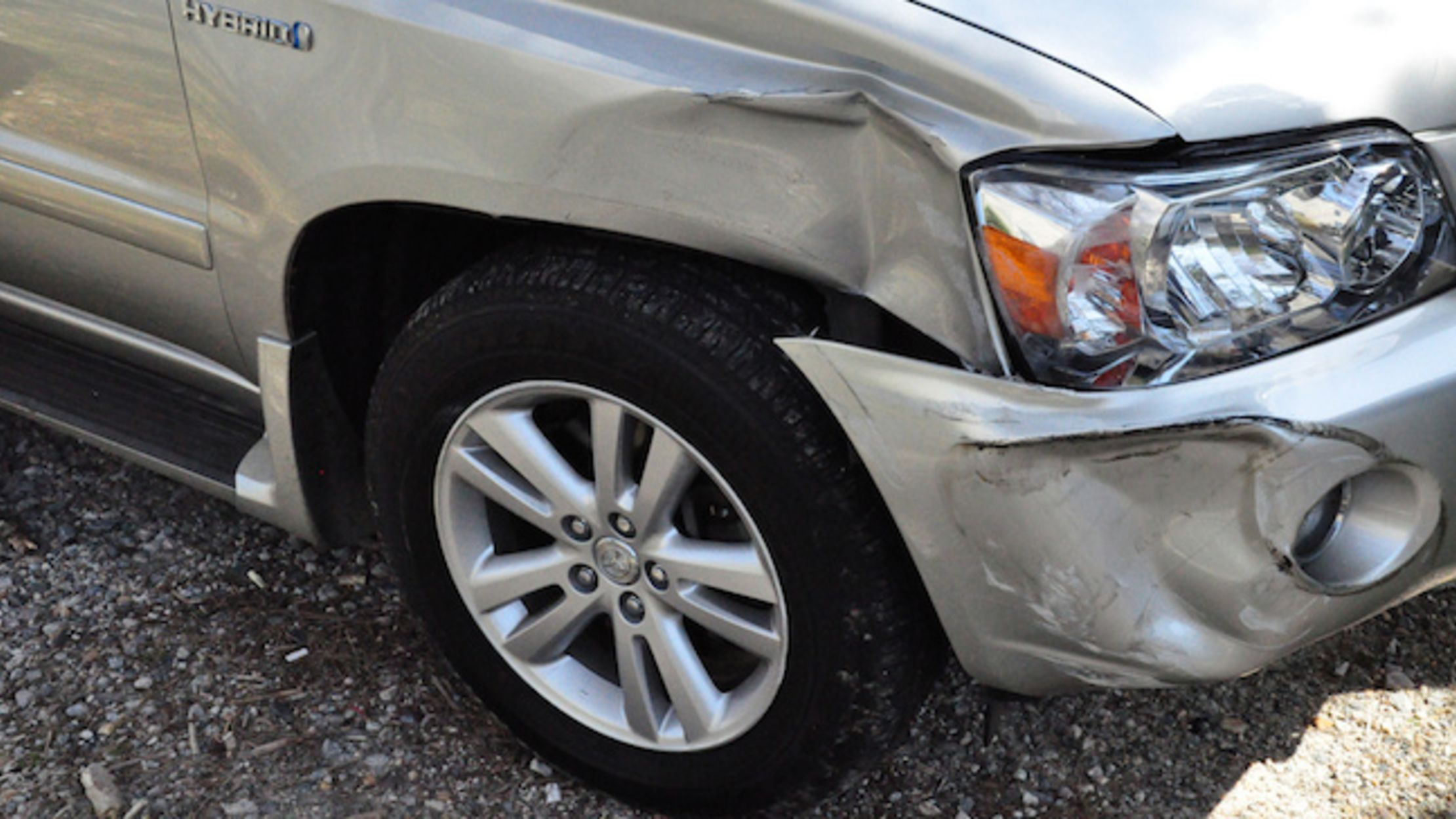hight resolution of 7 things to do immediately following a fender bender