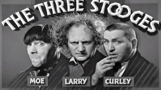 10 Slapstick Facts About the First 'Three Stooges' Short   Mental Floss