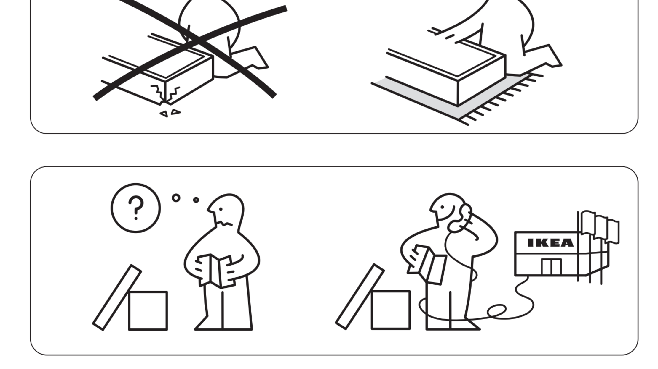 16 Out Of Context Ikea Instructions To Help You Live A