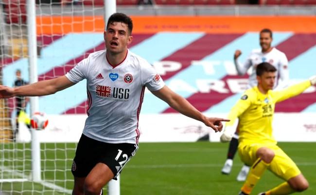 Burnley 1 1 Sheffield United Report Ratings Reaction