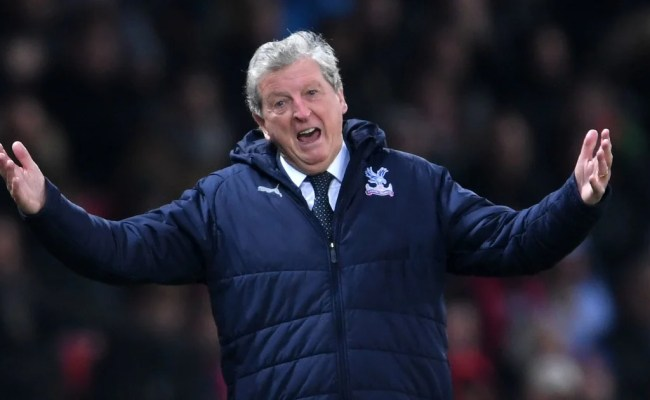 How Roy Hodgson S Low Key Approach Is Taking Crystal