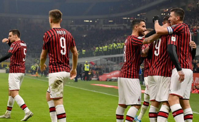 Ac Milan Vs Udinese Preview How To Watch On Tv Live