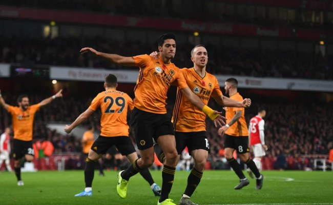 Arsenal 1 1 Wolves Report Ratings Reaction As Gunners