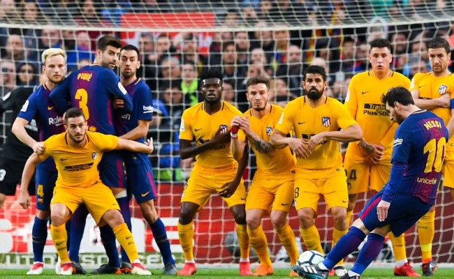 Barcelona Vs Atletico Madrid Preview Where To Watch Live