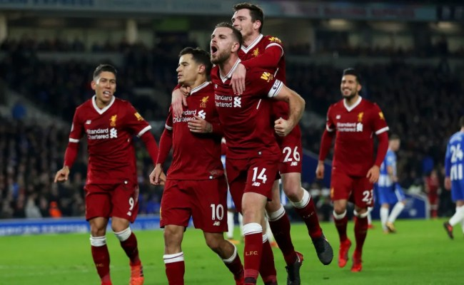 Liverpool Vs Brighton Preview Classic Encounter Key