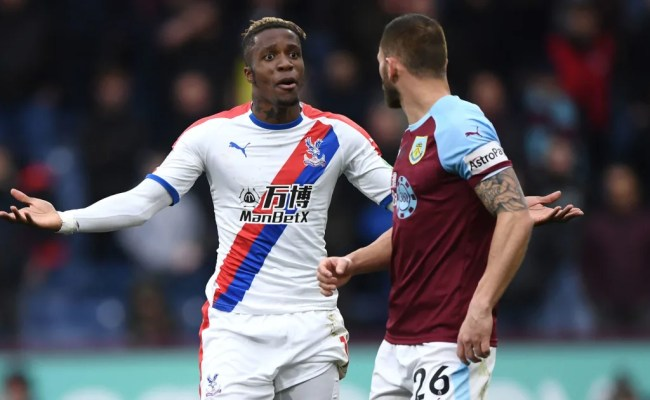 Burnley Vs Crystal Palace Key Facts And Stats To Impress
