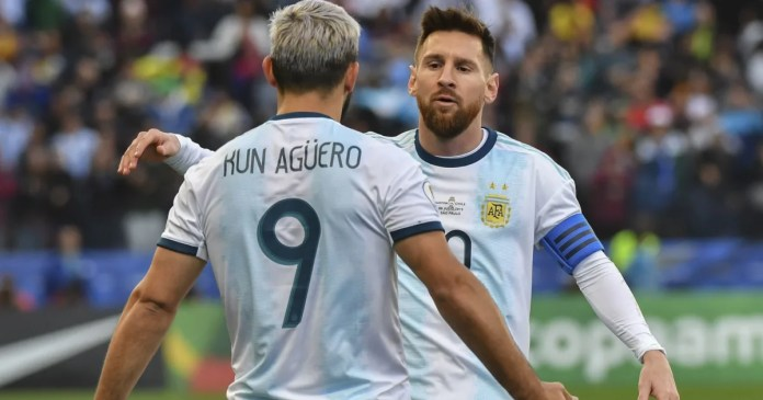 Man United Legend Vidic Believes Aguero Was Born a Defender, Claims Guardiola Changed Messi 1