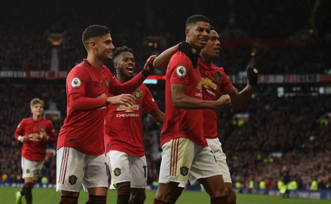 Manchester United Vs Aston Villa Premier League Live