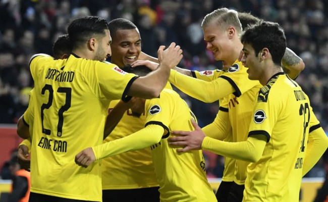 Borussia Dortmund Vs Eintracht Frankfurt Preview Tv
