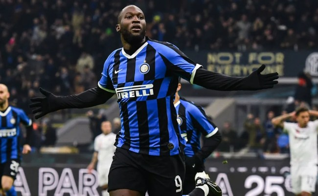 Inter 4 1 Cagliari Report Ratings Reaction As Romelu