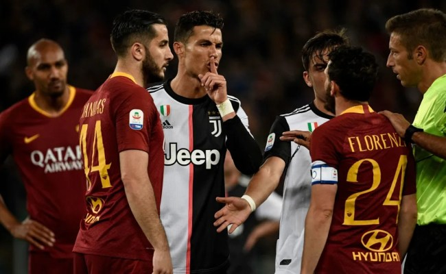 Roma Vs Juventus Preview Where To Watch Live Stream