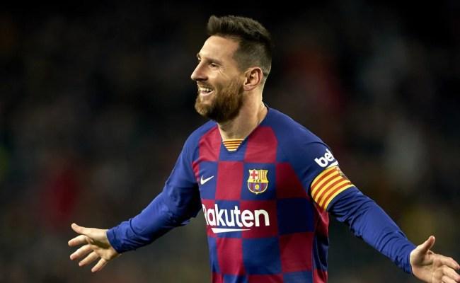 Ballon D Or 2019 Barcelona S Lionel Messi Wins Record