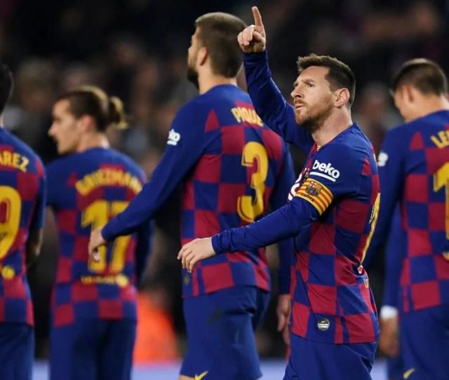 Barcelona Beat Mallorca