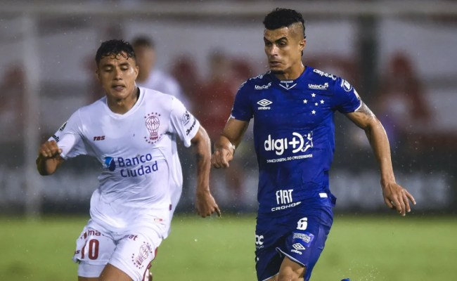 Cruzeiro Ganha Desfalque Para Próximo Jogo Do Campeonato