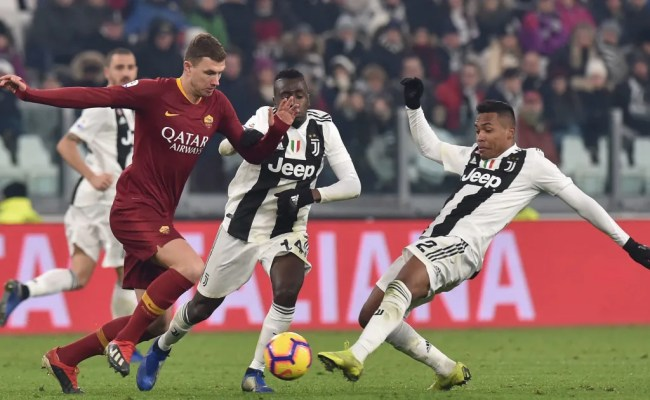 As Roma Vs Juventus Preview Where To Watch Live Stream