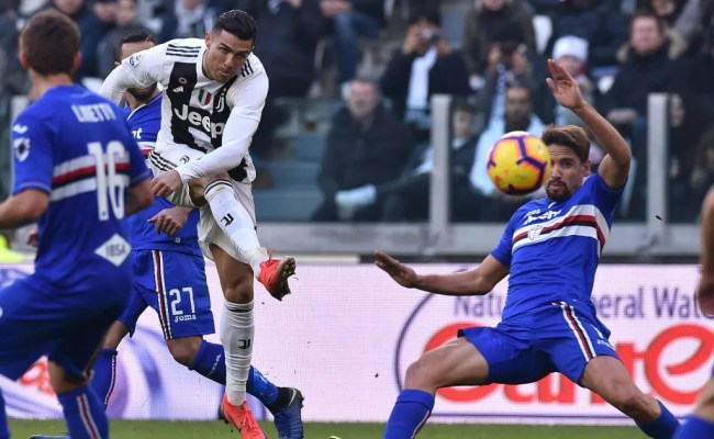 Sampdoria Vs Juventus Preview Where To Watch Live Stream