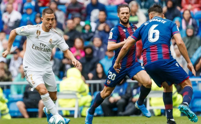 Levante Vs Real Madrid Preview How To Watch On Tv Live
