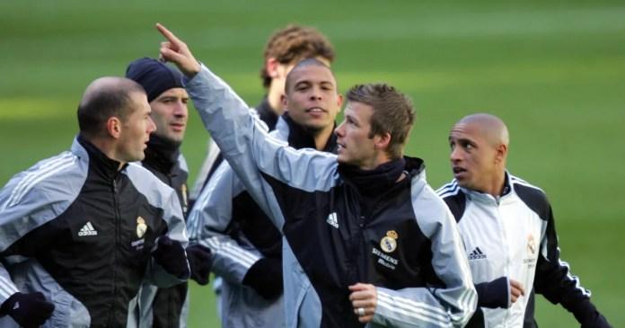 Roberto Carlos Opens up on the 'Mad' Galactico Era at Real Madrid 1