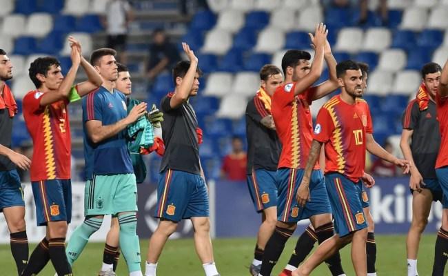 España Vs Alemania Sub 21 Cuándo Es Dónde Verlo