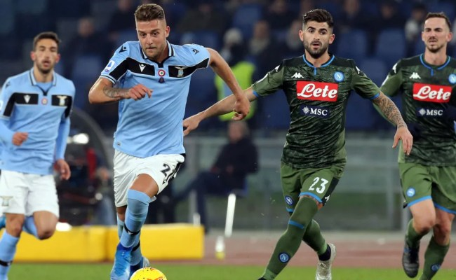 Napoli Vs Lazio Preview How To Watch On Tv Live Stream