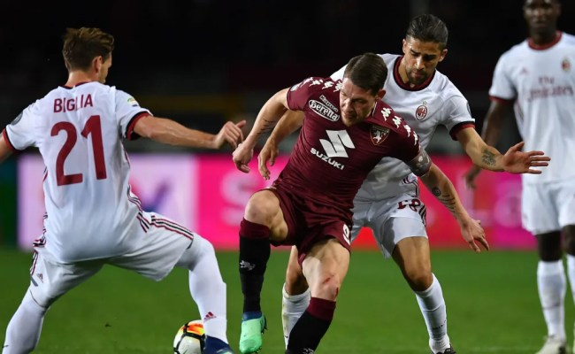 Torino Vs Ac Milan Preview Where To Watch Live Stream