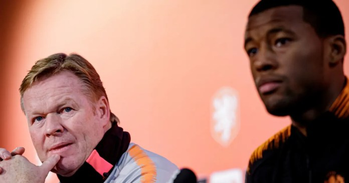 Georginio Wijnaldum Says He Would Walk off the Pitch If Racially Abused 1
