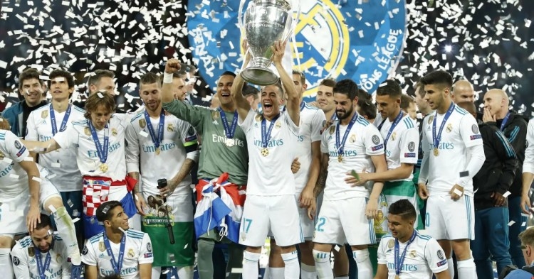 9 of the Best Moments in Real Madrid History   90min