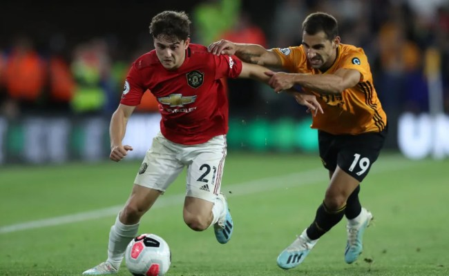 Twitter Reacts As Wolves End Manchester United S One Game