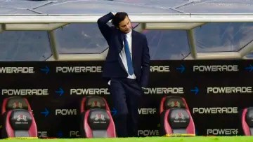 The coach of América will have to see what to do with the forward