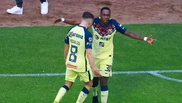 Renato Ibarra scored on his return with the Eagles