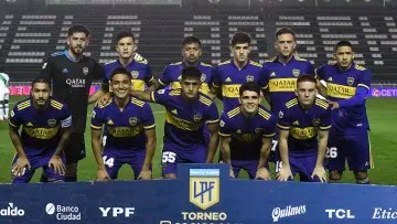 The eleven holders of a Boca full of youth.