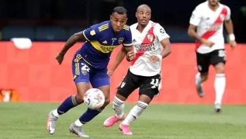 Boca Juniors v River Plate - Professional League Cup 2021