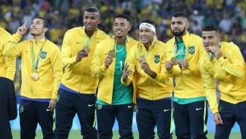 Brazil, Olympic champion in Rio 2016