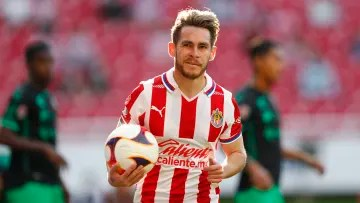 Of the last reinforcements that arrived at Chivas, Ricardo Angulo has been one of the most regular.