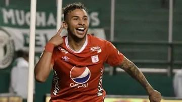 Duván Vergara, new Rayados de Monterrey footballer